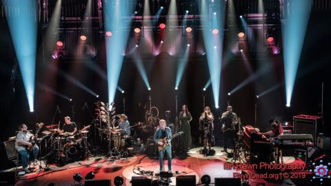 Trey Anastasio Band performing at The Tabernacle in Atlanta