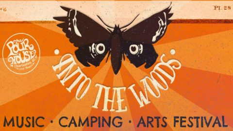 Into The Woods Music Festival 2019 Logo
