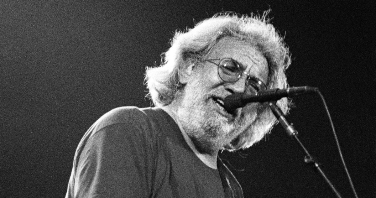 'GarciaLive Volume 11' Features 1993 Jerry Garcia Band Concert