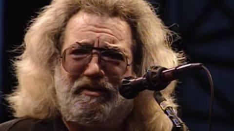 Jerry Garica Grateful Dead Reuben & Cherise 1991