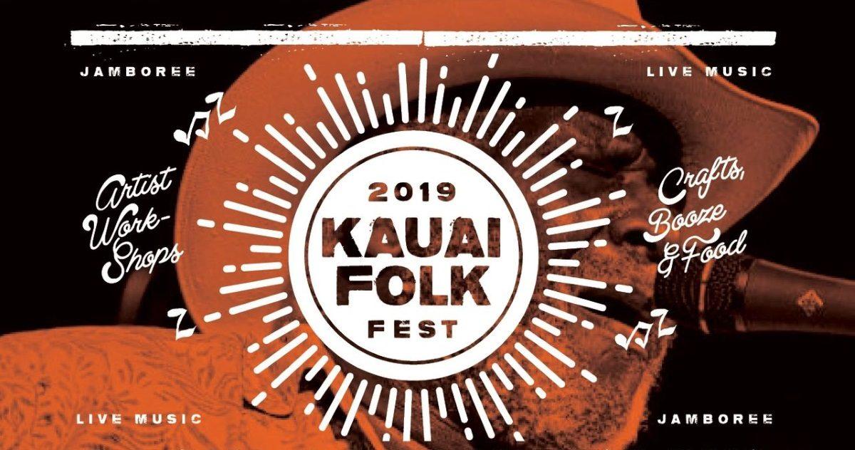 Kauai Folk Fest 2019 Lineup