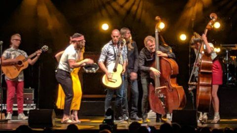 Lake Street Dive Wood Brothers Wolf Trap