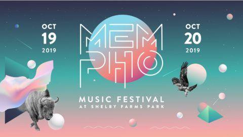 Mempho Music Festival Logo 2019