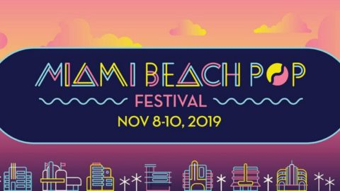 Miami Beach Pop Festival Logo