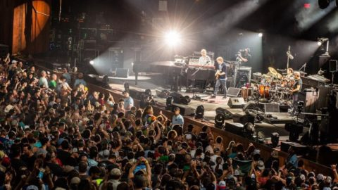 Phish Merriweather Post Pavilion Night 2