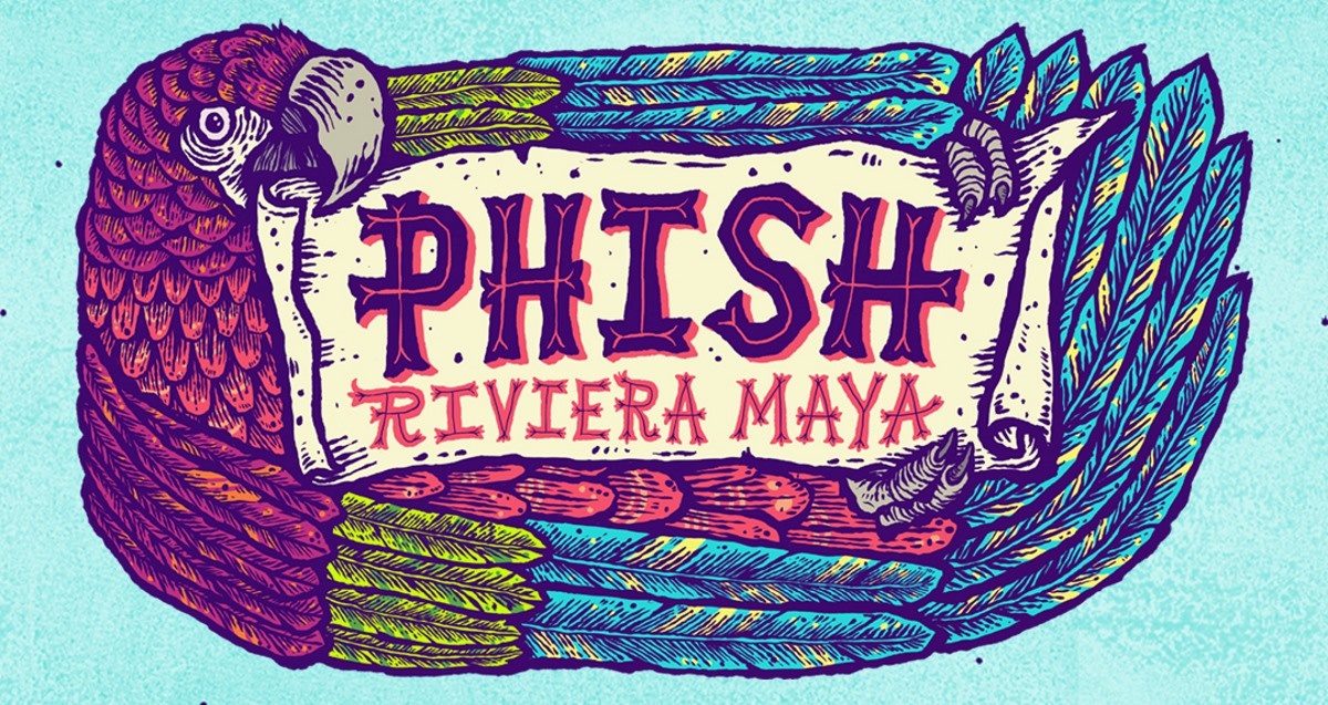 Phish Tour Dates 2020 Phish Riviera Maya Expands To 4 Nights & Changes Location For 2020