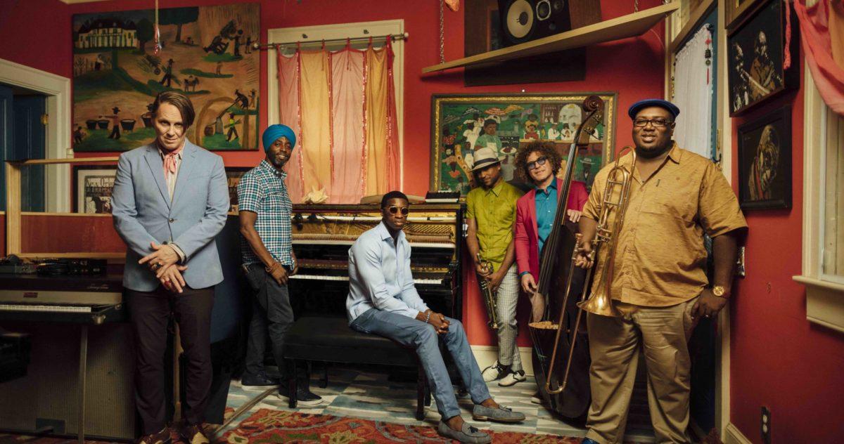 Preservation Hall Jazz Band Press June 2019