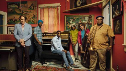 Preservation Hall Jazz Band Press June 2019