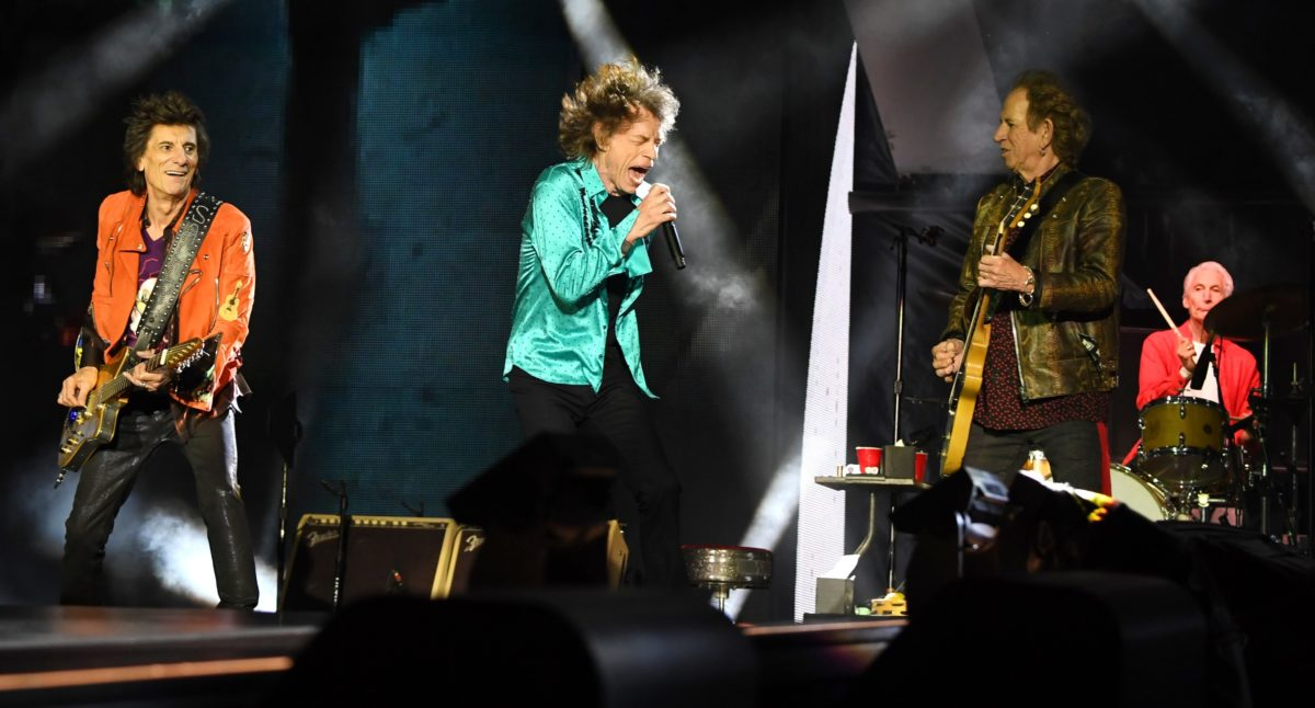 e776e221a75b The Rolling Stones Unearth 'Monkey Man' In Chicago