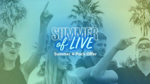 Ticketmaster 4-Pack Offer