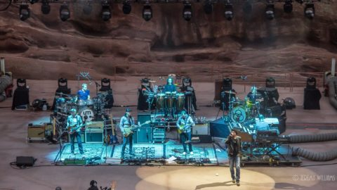 Umphrey's McGee Red Rocks Bonham Led Zeppelin