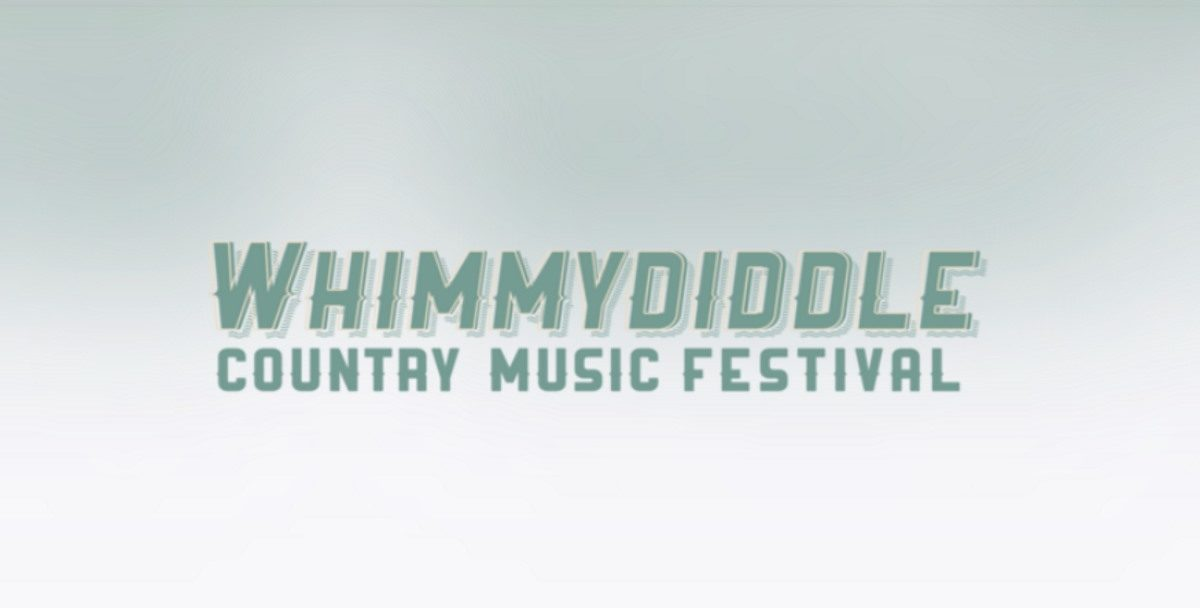 Whimmydiddle Country Music Festival Logo 2019