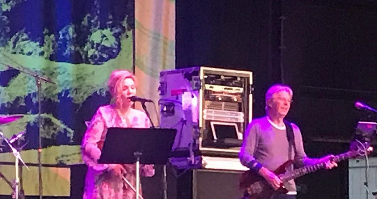 Alison Krauss Guests With Phil Lesh & Friends In St. Louis