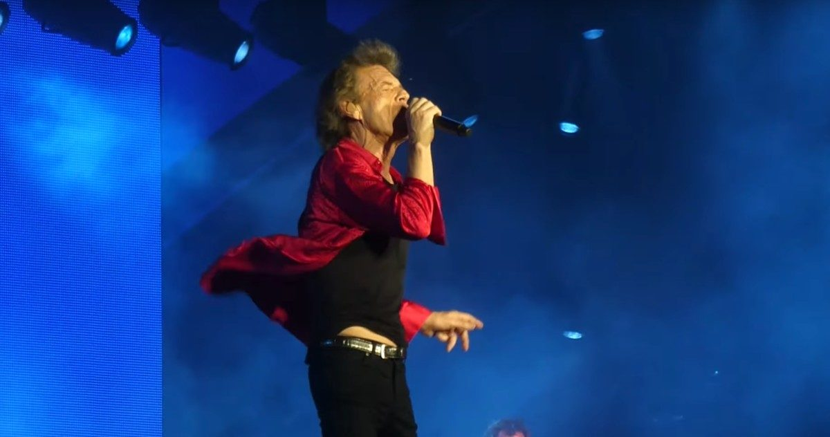 07a75fbc211d The Rolling Stones Perform 'Mercy' Mercy' For 1st Time In 50 Years