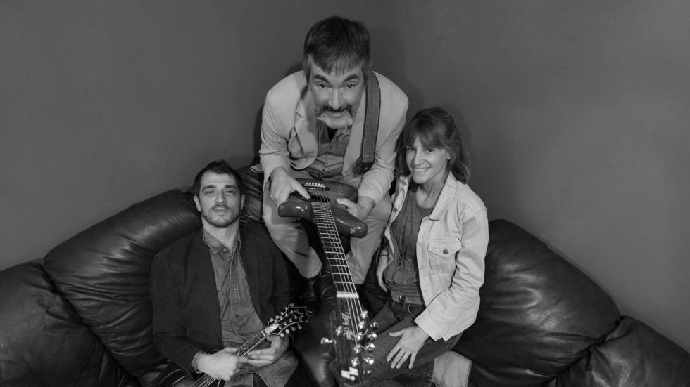 Larry Keel, The Grass is Dead and more