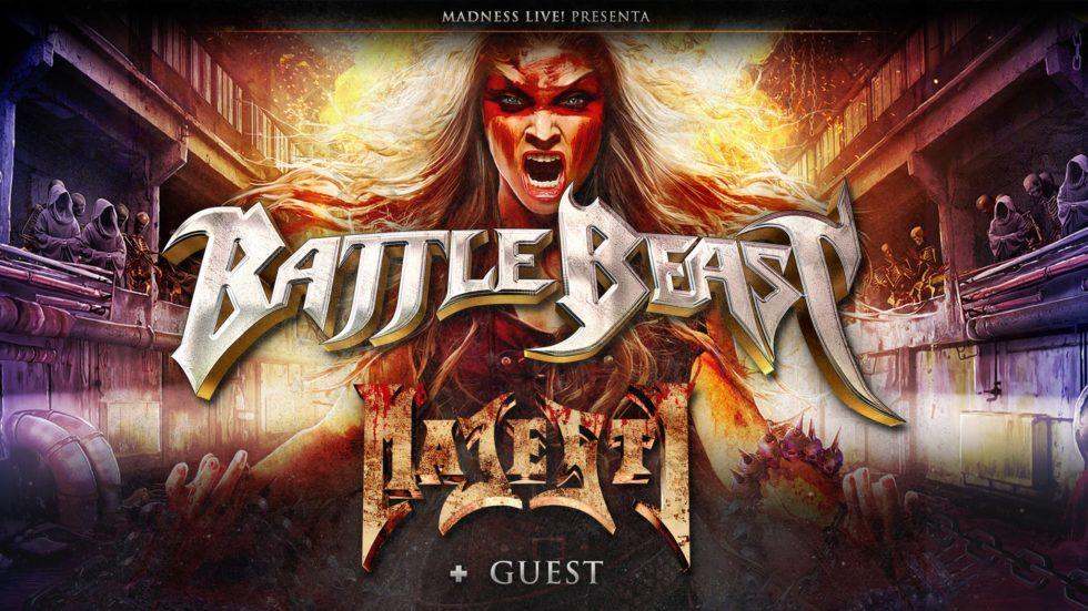 Battle Beast, Blackwater reserve and more