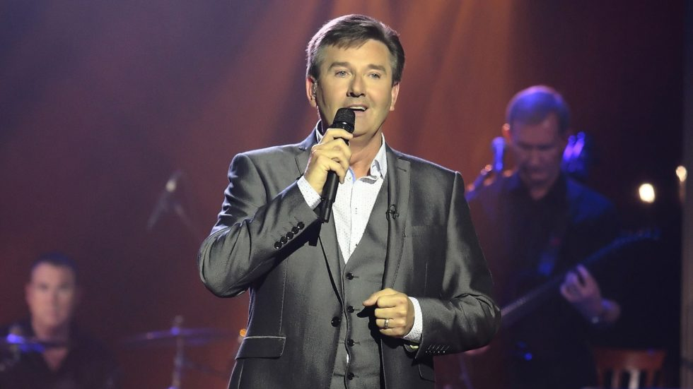 Daniel O'Donnell and Mary Duff