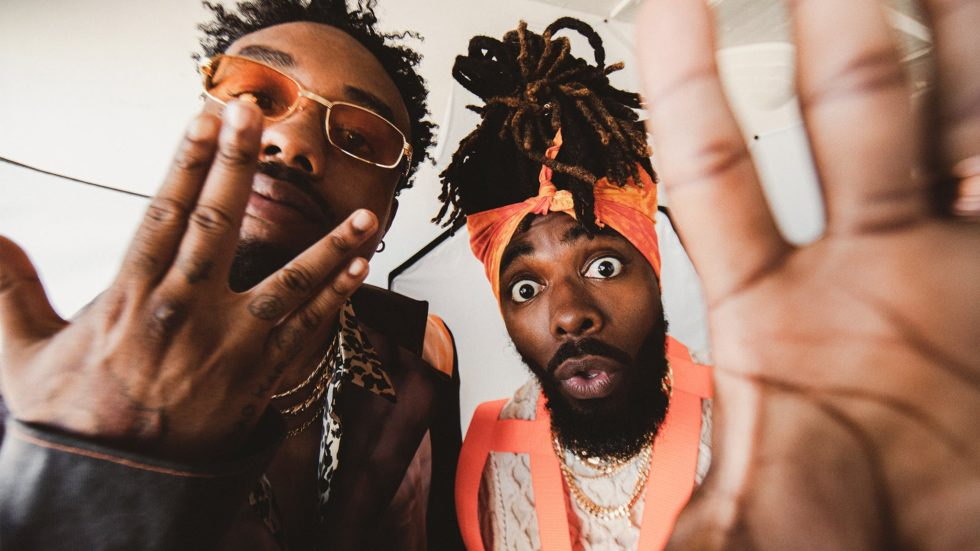 EarthGang, Duckwrth and more