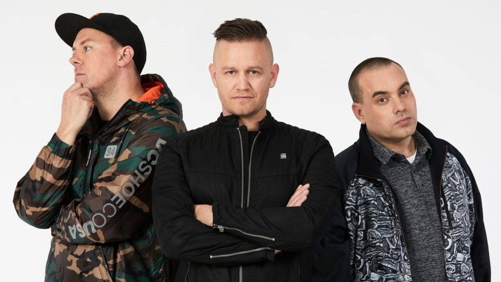 Hilltop Hoods and Adrian Eagle