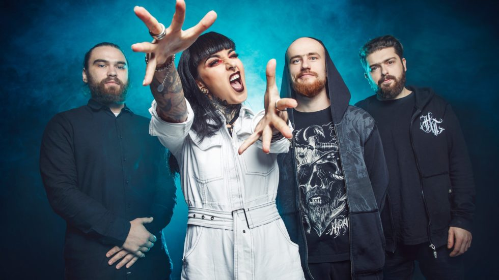 Jinjer, The Browning and more