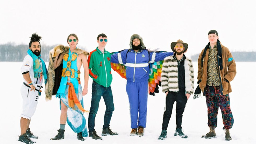 Joe Hertler & The Rainbow Seekers and Conspicuous Bystanders