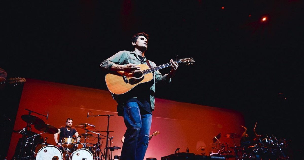 John Mayer Debuts Bruce Springsteen Cover In Dublin