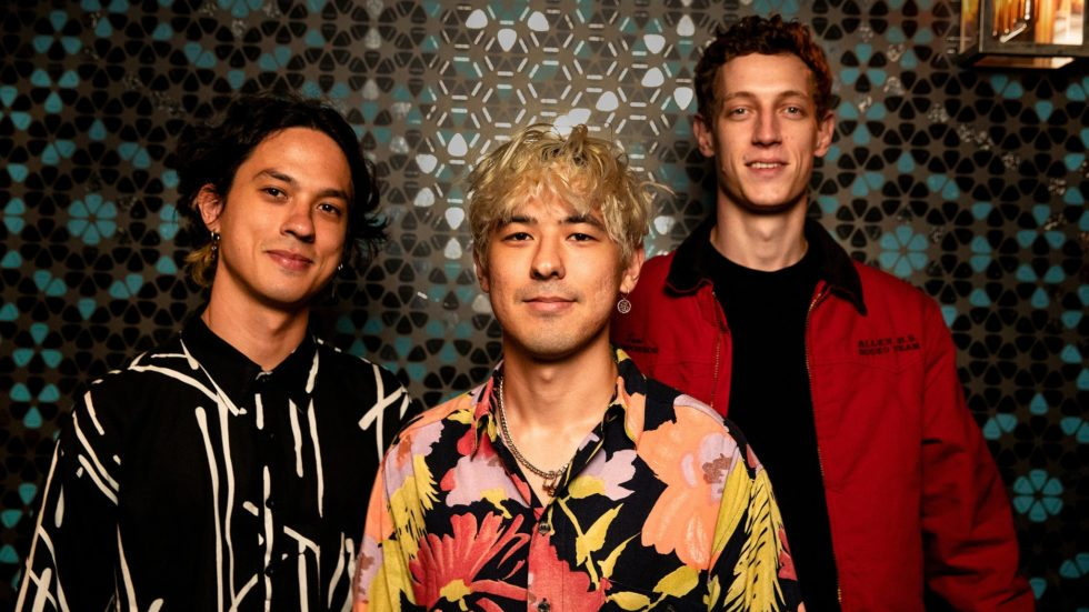 Last Dinosaurs, Born Ruffians and more