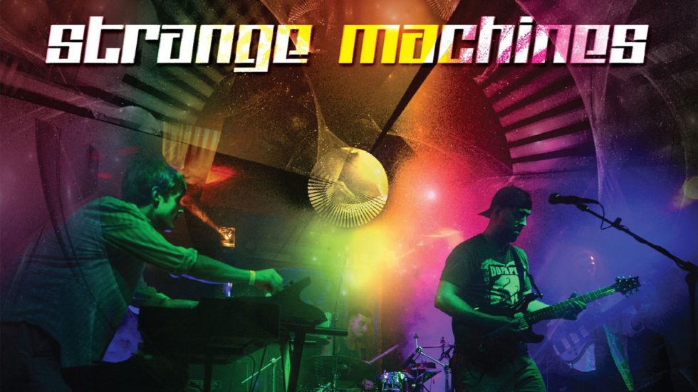 Strange Machines and Shwizz