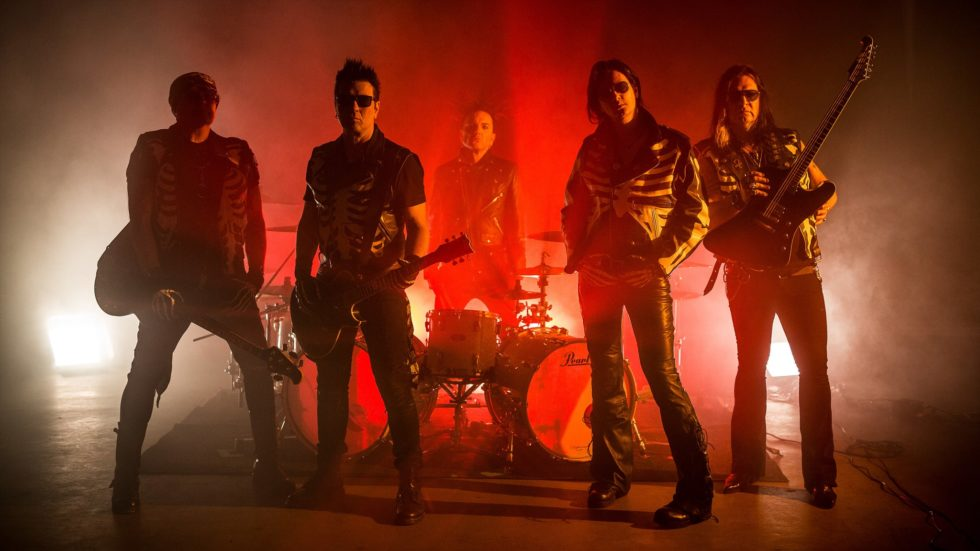 The 69 Eyes, Wednesday 13 and more