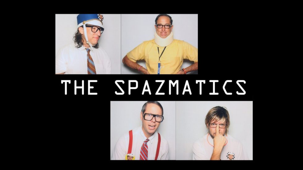 The Spazmatics: The Ultimate New Wave 80's Show