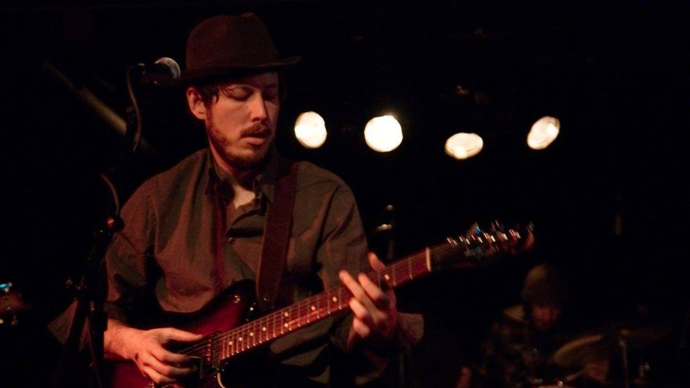 Vetiver and Joe Sampson