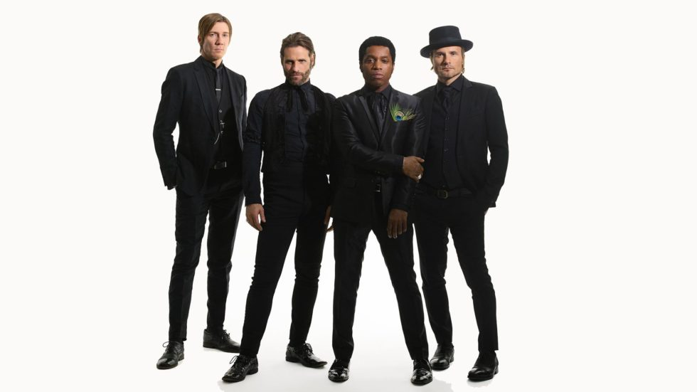 Vintage Trouble and Hollis Brown