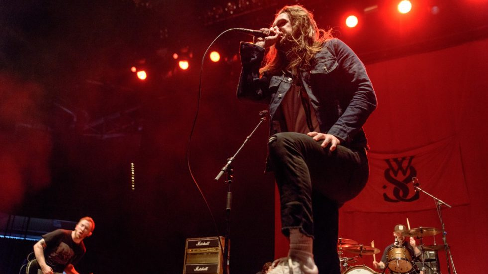 While She Sleeps, He is Legend and more