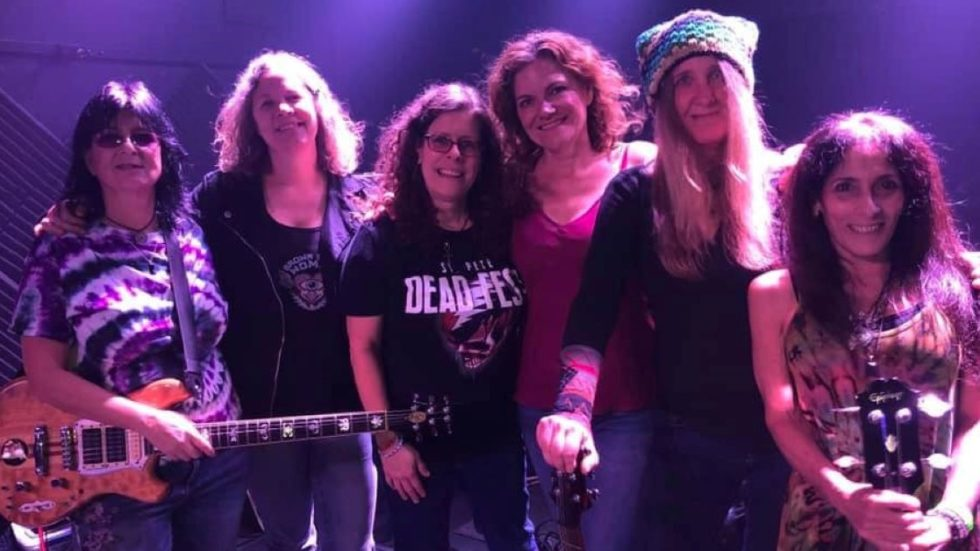 Brown Eyed Women – An All-Female Tribute to The Grateful Dead