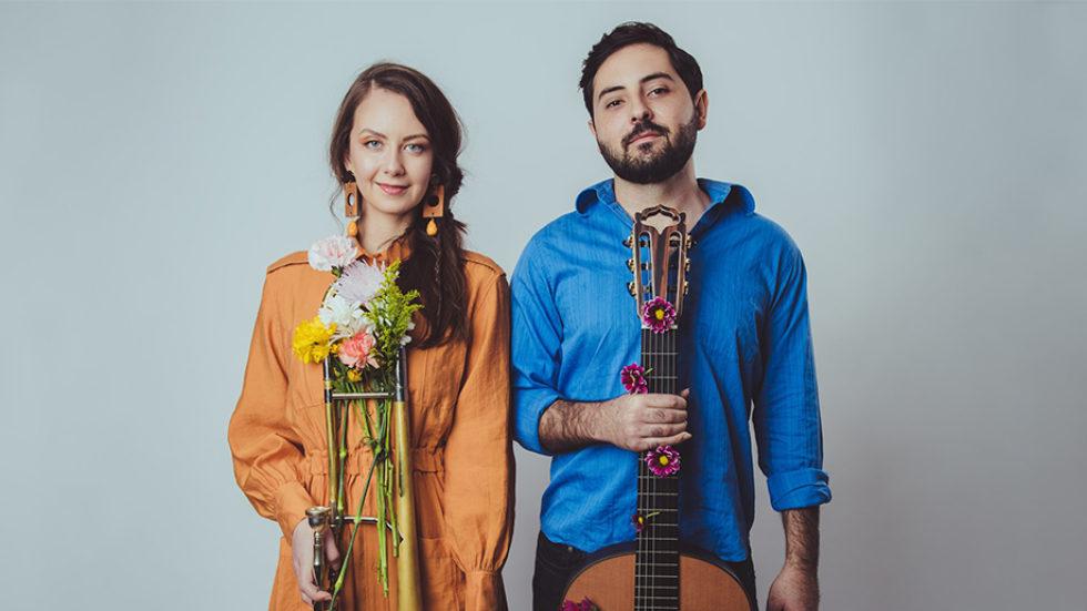 Natalie Cressman and Ian Faquini