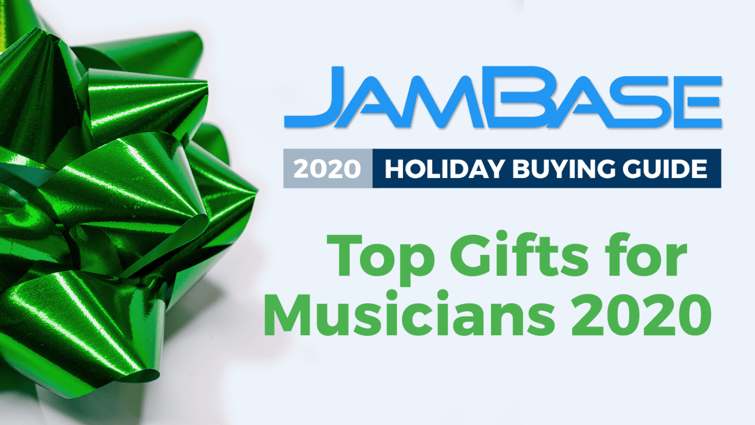 2020-22 Outdoor Christmas Gift Ideas Top Gifts For Musicians 2020