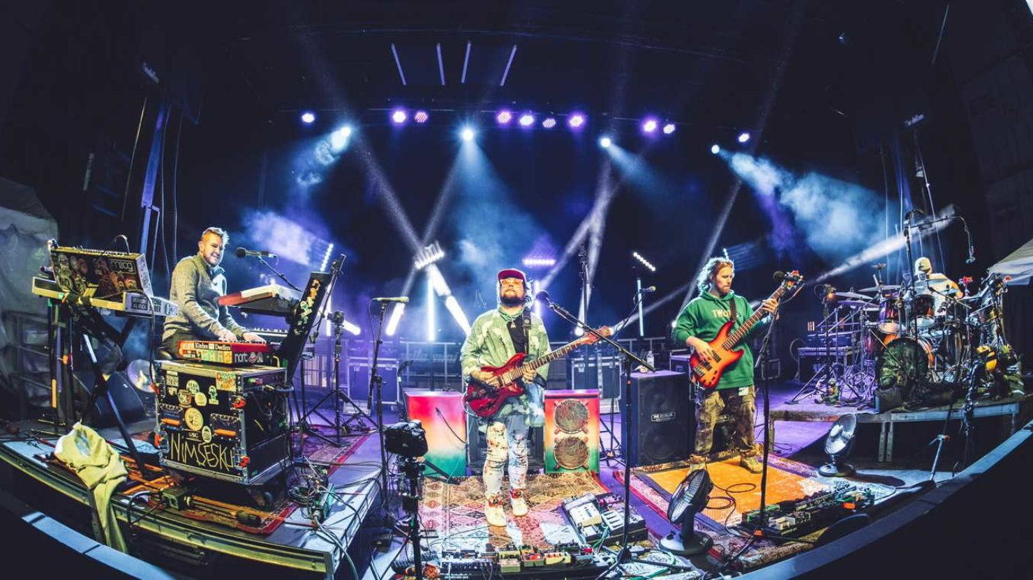 Twiddle Confirms November Drive-In Concert In New Jersey