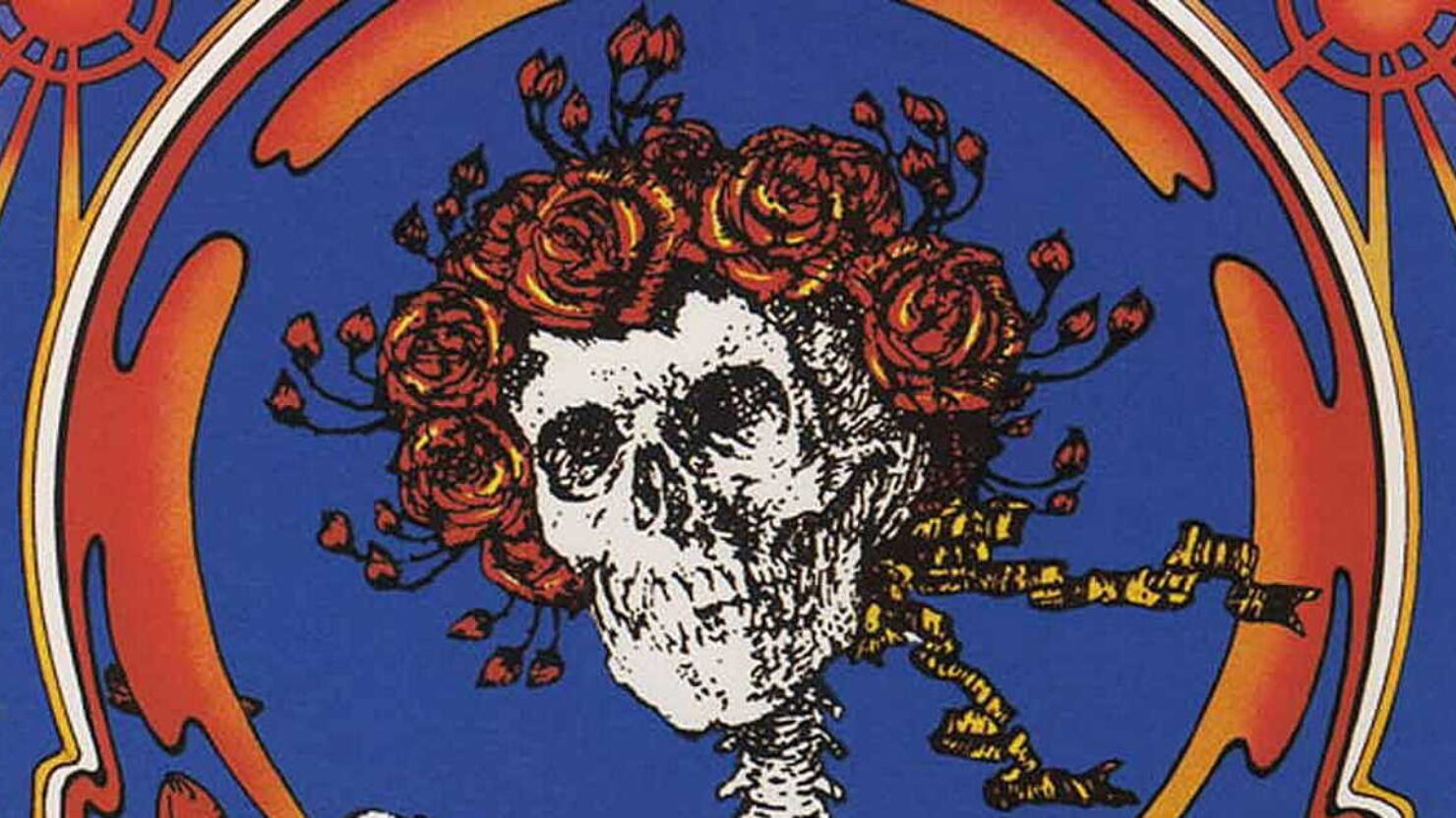 Grateful Dead Confirms 'Skull & Roses' 50th Anniversary Reissue