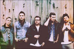 Anberlin and I The Mighty
