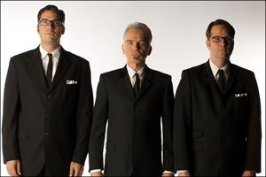 Billy Bob Thornton and the Boxmasters