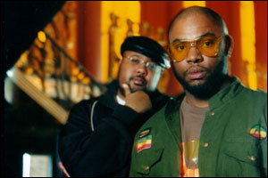 Blackalicious, Mister Burns and more