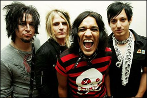 BulletBoys and Via Linda