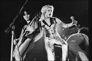 Cherie Currie, Brie Darling and more