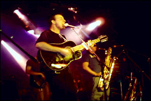 Dave Matthews Tribute Band