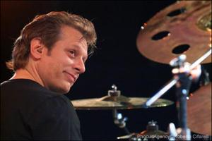 Dave Weckl and Oz Noy