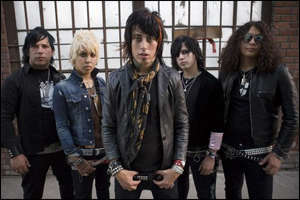 Escape The Fate and blessthefall