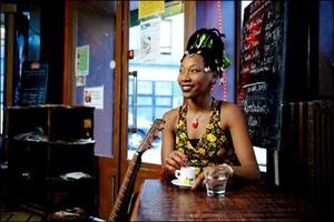 Fatoumata Diawara and Noura Mint Semali