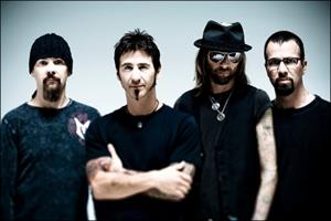 Godsmack and Halestorm
