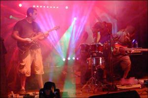 Gorilla Finger and Soul Rebel Project