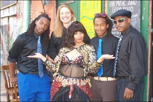 Gypsy Elise & The Royal Blues